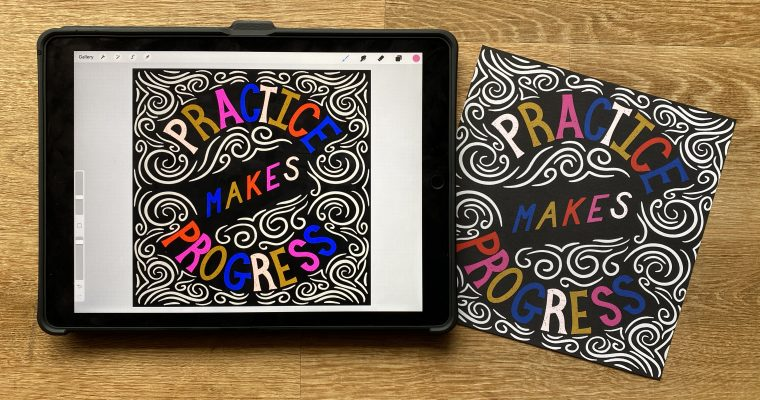 From Procreate to Print: How to Print Your Procreate Drawings and Illustrations