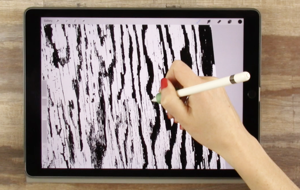 How To Create Any Brush in Procreate