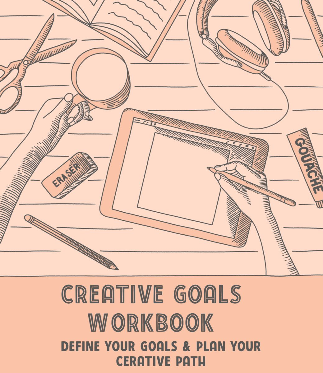 Free Creative Goals Workbook