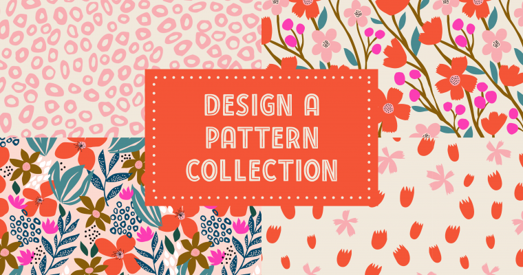 Design a Pattern Collection on Your iPad