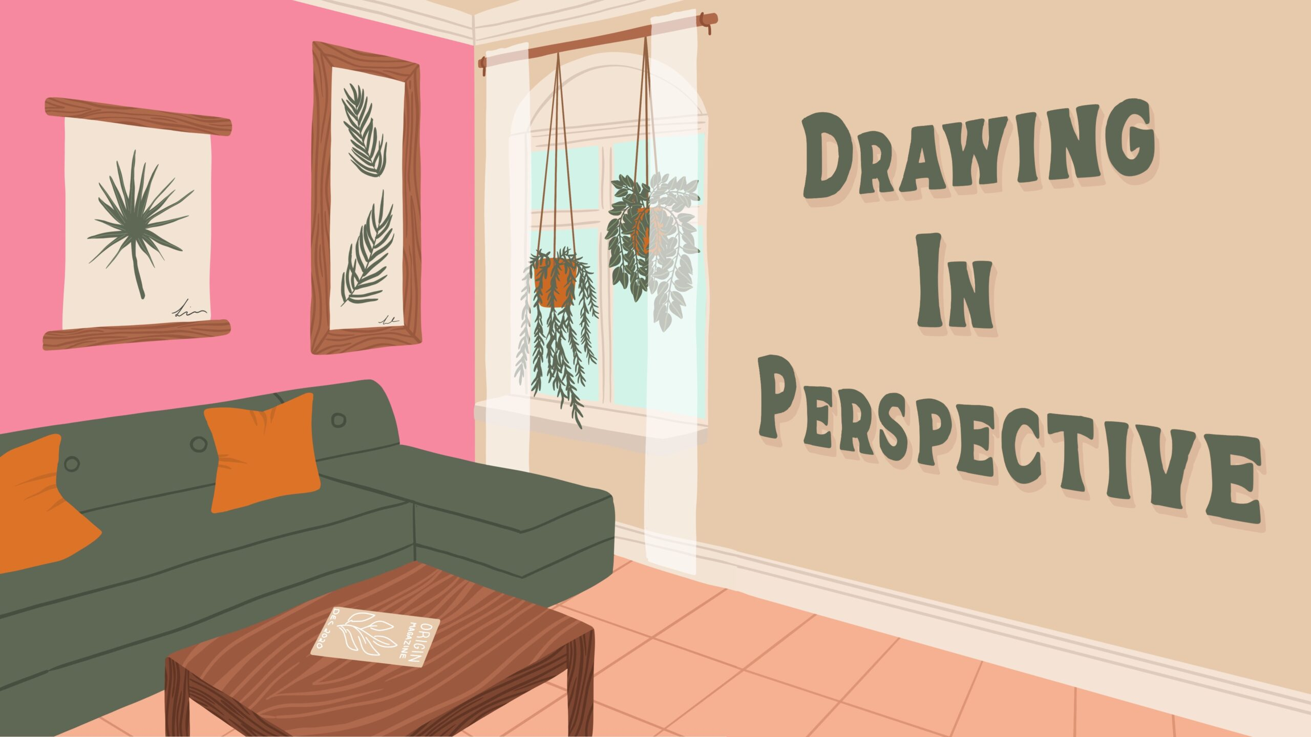 Drawing in Perspective